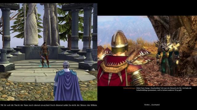 Screenshot: Die ersten beiden Spellforce-Spiele entstanden noch unter der Regie von Volker Wertich