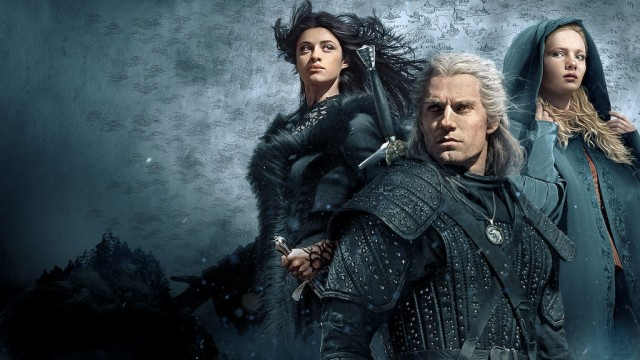 The Witcher Netflix Titel