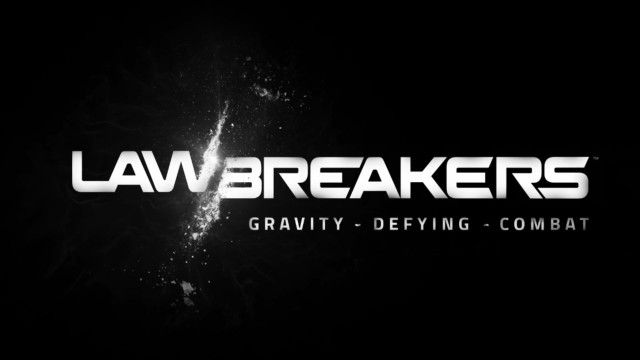 Screenshot: Lawbreakers Logo