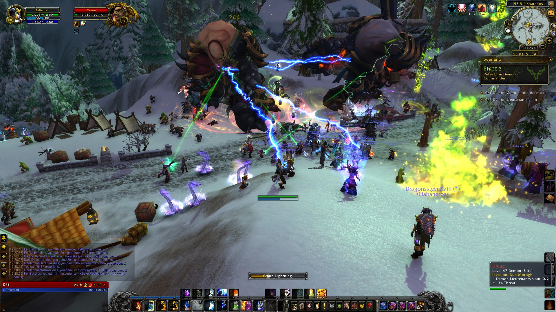 Review World Of Warcraft Legion Update Sok4rs Gaming Blog
