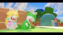Screenshot: Mario+Rabbids: Kingdom Battle