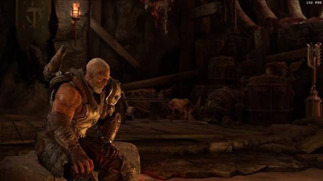 Screenshot: Im Gegensatz zum Vorgänger trifft man auch auf andere Charaktere, es ist aber nicht der Fokus des Spiels