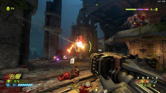 Screenshot: Doom Eternal