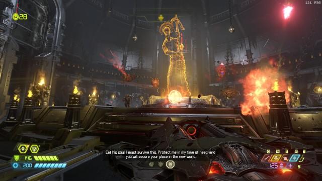 Screenshot: In den Masterlevel finden Kämpfe auch an Orten statt, wo vorher keine waren