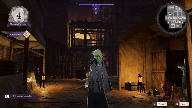 Screenshot: Abyssus sieht ziemlich zusammengeflickt aus, wie man es von einem Zufluchtsort erwarten würde
