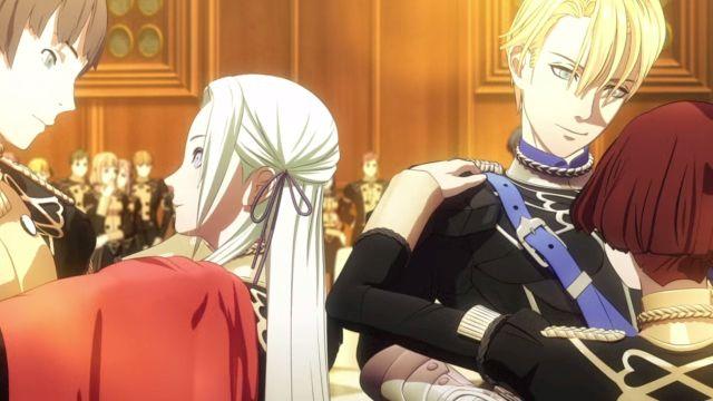 Screenshot: Die seltenen Anime-Zwischensequenzen können sich sehen lassen