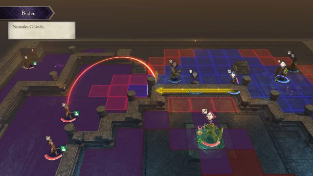 Screenshot: Fire Emblem Three Houses