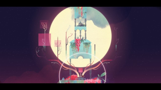 Screenshot: Gris in seiner vollen Pracht