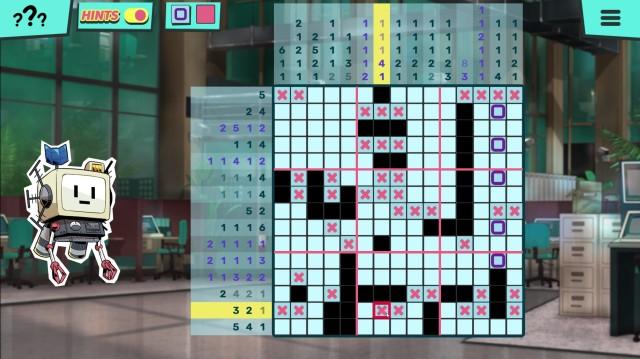 Screenshot: Es gibt einige sehr praktische Hilfefunktionen, die sich aber auf den Score auswirken können