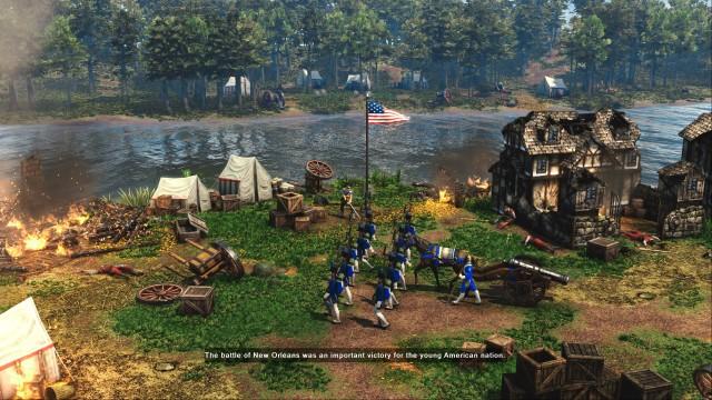Screenshot: Die neuen Historischen Schlachten sind gut gemachte Einzelszenarien