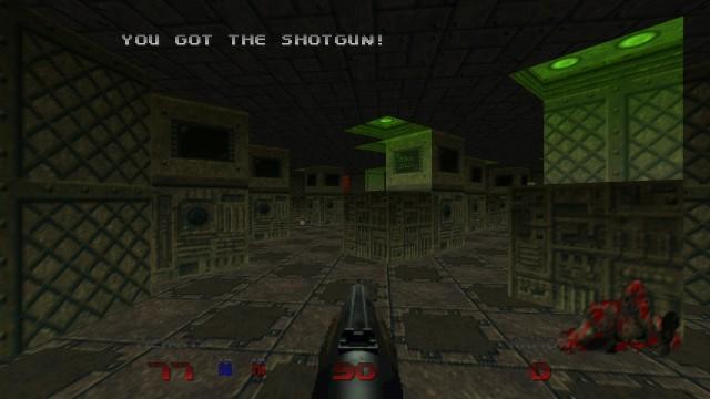 Screenshot: Die Level gleichen oft Labyrinthen - inkl. einem Kistenlabyrinth