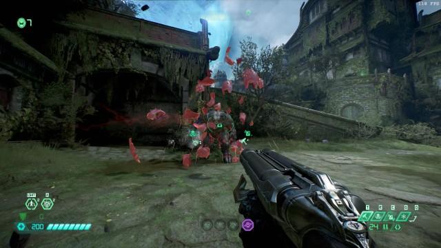 Screenshot: Doom Eternal: The Ancient Gods Part 2