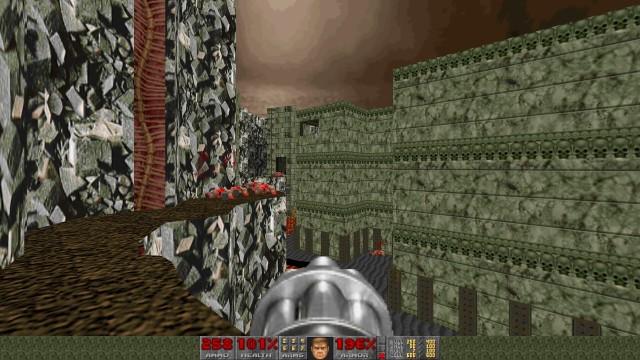 Screenshot: Die Architektur der Level kann sich sehen lassen