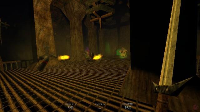 Screenshot: Jede Episode im Spiel hat sein eigenes Setting und Stil