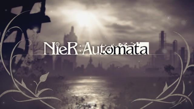 Screenshot: NieR:Automata Title