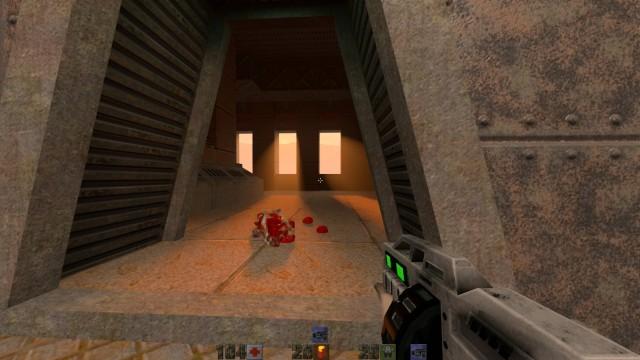 Screenshot: Ich finde es erstaunlich, welchen Einfluss allein die realistische Beleuchtung hat