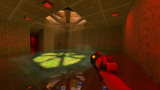 Screenshot: Quake 2 RTX Title