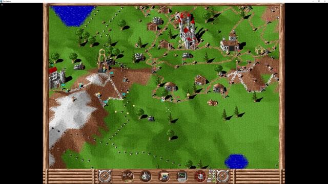 Kampf in Die Siedler 1