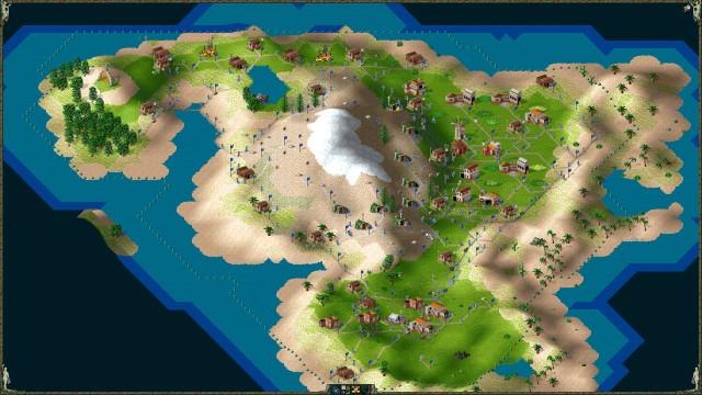 Die Siedler 2 Tutorial Insel