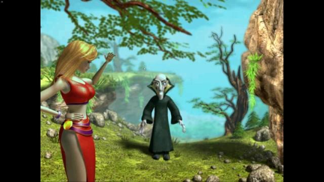 Introsequenz von Die Siedler 4 in grausam schlechten CGI