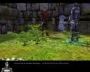 Screenshot: Der Schattenkrieger als zusätzlicher Held