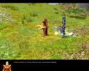 Screenshot: Der Phönixwächter als zusätzlicher Held