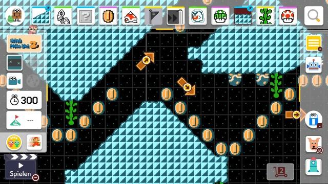 Screenshot: Rampen sind die für mich wichtigste Neuerung beim Bauen