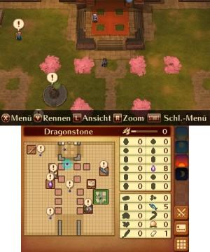 Screenshot: Das eigene Schloss in Fire Emblem Fates