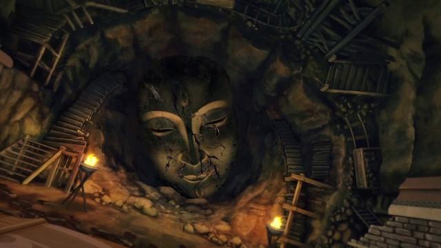 Screenshot: Maske des Stillen Drachen Anankos