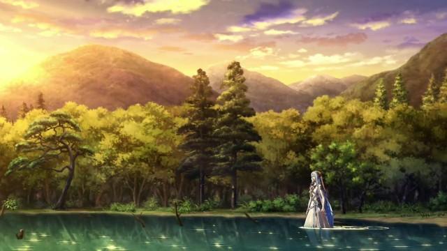 Screenshot: Anime Zwischensequenzen sind selten, aber sehr stimmungsvoll