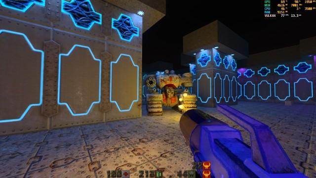 Screenshot: Gameplaytechnisch hat sich nichts verändert, einschließlich der Bosskämpfe
