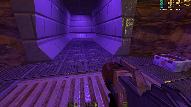 Screenshot: Die neue Beleuchtung ändert gerade in Innenleven die Stimmung deutlich