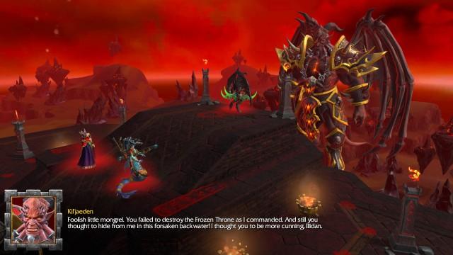 Screenshot: Neue Modelle orientieren sich stark an dem Look der Charaktere in World of WarCraft